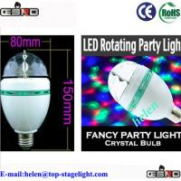 Quality led magic ball use for ktv,home party,disco light for sale