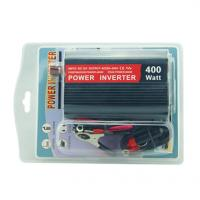 Quality DC to AC Inverter 400W  Power Inverter car/home/solar charger (true sine wave) for sale