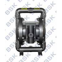 Industrial Casting Steel Diaphragm Pump 2 Inch For Printing Ink for sale