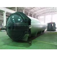 Buy cheap Auto Glass Laminated , Glass Autoclave With ASME U stamp ISO certificate or CE from wholesalers