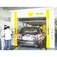 Noiseless air drying systems of TEPO-AUTO Tunnel car wash machine service in autobase for sale