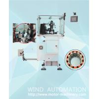 China Segmented stator brushless dc motor winding machine 6poles 9 poles 12poles 18 poles stator on sale
