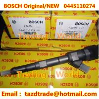 Buy BOSCH Original and New Injector 0445110274 for HYUNDAI / KIA / OPEL 338004A500 / 55200259 at wholesale prices