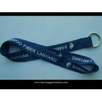 Buy Wholesale cheap custom printing neck polyester lanyard no minimum order at wholesale prices