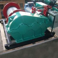 Buy cheap 0.5T to 10T Electric Hoisting Winches with high quality from wholesalers