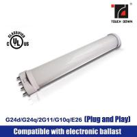 2G11 4 Pin Led Light T8 Replacement Tubes, 220v Led Tube Light Replacement for sale