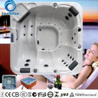 Quality A200 Height  80cm Acrylic spa hot tub for sale