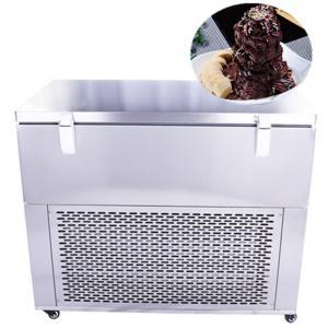 China Continuous Ice Machine Ice-cream Brick Machine Cracked Machine on sale
