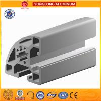 Quality 6063 6063A 6060 6061 Aluminum Industrial Profile Natural Oxidation for sale