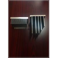 Quality Aluminum Extruded Anodized Heatsink Profiles , 6063 Aluminum Extrusion For Led Product for sale