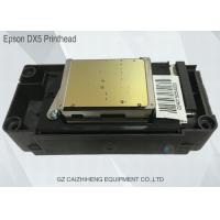China Epson DX5 Locked Printer Print Head Japan High Resolution F186000 on sale
