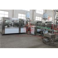 China Automatic Packing Liquid Plastic Bottle Filling Machine Hot Juice Capping Machine on sale