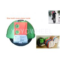 Quality One Wheel Stand Up Gyroscopic Electric Unicycle , Electric Powered Unicycle for sale
