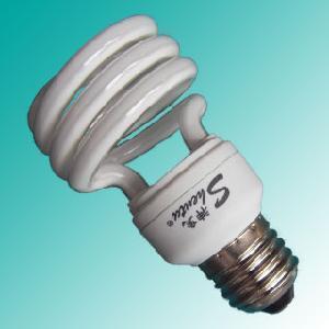 Quality Half Spiral Energy Saving Lamp for sale