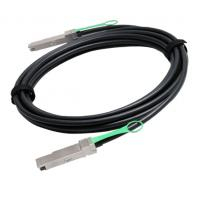 Quality 40G QSFP+ To QSFP+ Copper fiber Optical Direct Attached Cable for sale