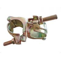 Quality Scaffolding Clamps And Fittings Swivel Clamp Scaffolding Pipe Connection Coupler for sale