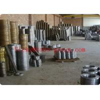 China ASTM A105 hot dipped galvanized flange on sale
