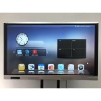 Quality Educational Interactive Touch Screen Monitor , Smart Interactive Flat Panel for sale