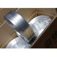 Buy Cooper Coat Galvanized Flat Wire For Stitching / Carton Binding Wire at wholesale prices