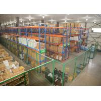 Quality Selective Adjustable  Double Deep Storage  Racking systems 500-5000kg / Level for sale