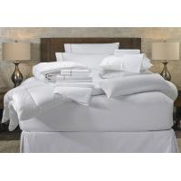 Quality OEM / ODM Hotel Collection Linen Bedding And Sheet / Home Pillow Cases for sale