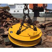 Quality MW5 Series Big Size Electric Lifting Magnets For Handing Iron And Steel for sale
