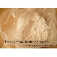 Buy cheap Dapoxetine Hydrochloride Raw Powder Dextrorotation For Sex Enhancement from wholesalers