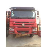 Quality 6X4 Diesel Used Dump Tuck 2016 Year LEFT / Right Hand Steering for sale