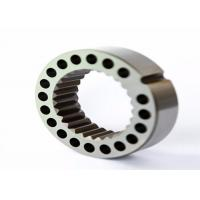 Quality Plasma Flange Stainless Steel Machined Parts Drilled For Automotive Use for sale