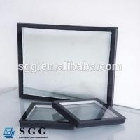 Quality sound proof glass 6mm+12A+6mm for sale