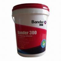 Buy cheap Adhesive, greatly matched with the PVC tile floor, zero VOC from wholesalers