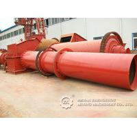 China Big Capacity Industrial Rotary Sand Dryer Easy Maintenance Simple Structure on sale