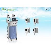 China 12 inch Screen 4 Cryo Handles Fat Freezing Cryolipolysis Slimming Machine with 12 nonstop working on sale