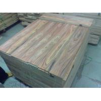 Quality Natural Santos Rosewood Flooring Veneer, Sliced Wood Veneer for sale
