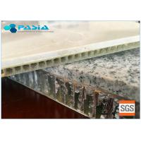 Buy cheap Marble Countertops Decorated Stone Faced Panels With Matte Surface from wholesalers