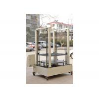 Quality Automatic Compression Testing Machine Equipment For Boxes / Cartons for sale