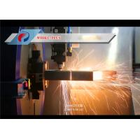 Quality High Efficiency Stable Pipe Laser Cutting Machine For Stainless Steel Material for sale