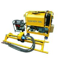 China tunnel boring machine rotary drilling rig ,tractor mounted shallow water well drilling mac for sale