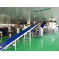 Quality 900 Mm Table Width Industrial Croissant Bread Maker Laminating Line Maximal 144 Layers For Croissant for sale