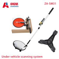 China ZA-SM31 Vehicle Airport Baggage Scanner Car Inspection Acrylic Mirror Flash Battery on sale