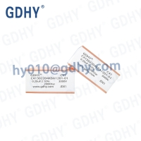 Quality High Frequency Metalized Film Water Cooled Capacitor 0.20UF 3000V 200kVar for sale