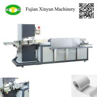 Quality Automatic small toilet paper band saw cutting machine for sale for sale