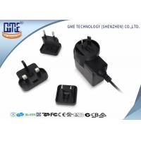 Quality Interchangeable EU UK US AU 5V 2A Wall-mount Adapter for Mobile Phones for sale
