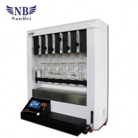 Quality Laboratory Analysis 6pcs/Batch Fat Extraction Apparatus for sale