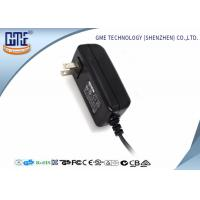 Quality Black US PIN 24W Series Universal AC DC Power Adapter 5V 3.5A with Indicator Light for sale