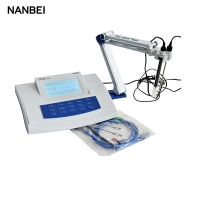 Buy cheap NANBEI Electrical Conductivity Meter With TDS Salinity Temp Function from wholesalers