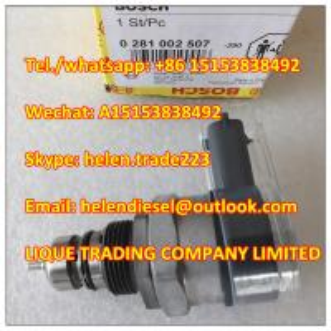 Quality 100% original BOSCH  0281002507 , 0 281 002 507 , 5600683995,55185570,51815371,51819809,31402-2A400,93181654,23280-0N010 for sale