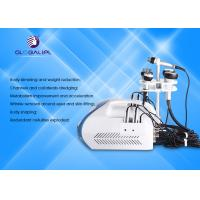 China 1-50W/Cm2 Rf Cavitation Machine / Diode Laser Face Lifting Body Slimming Machine for sale