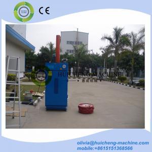 China Best popular vertical scrap oil drum baler for sale/steel waste oil drum crusher baler/210L Steel waste oil drum baler on sale