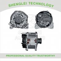 Quality Aluminum Material Volkswagen Car Alternator Skoda / Audi A1 A3 1.2 Model Supported for sale